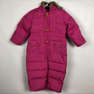 Baby GAP | Girl's Snow Suit | 18-24 M